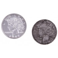 59449 - DC GALLERY - TWO FACE COIN PROP