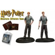 61324 - HARRY POTTER - MINIATURE ADVENTURE GAME - FRED & GEORGE WEASLEY