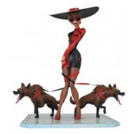 62007 - BATMAN THE ANIMATED SERIES - HARLEY QUINN PREMIER COLLECTION 30CM