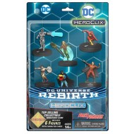 64709 - DC HEROCLIX: DC REBIRTH FAST FORCES