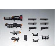 64968 - RS EARTH FEDER FORCE WEAPONS ANIME SET