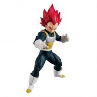 85221 - DRAGON BALL SUPER - STYLING SERIES - SUPER SAIYAN GOD VEGETA 11,50CM