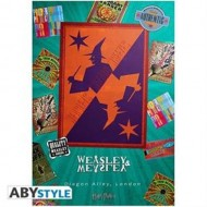 ABYDCO391 - HARRY POTTER - POSTER WEASLEY SHOP 98x68