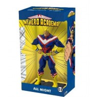 ABYFIG009 - MY HERO ACADEMIA - SUPER FIGURE COLLECTION - ALL MIGHT METALLIC FIGURE 13CM