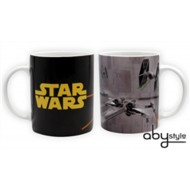 ABYMUG061 - STAR WARS - TAZZA MEDIA - X-WING VS TIE FIGHTER