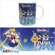 ABYMUG143 - SAILOR MOON - TAZZA 320ML - SAILOR WARRIORS