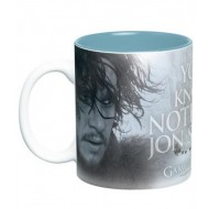 ABYMUG184 - GAME OF THRONES - TAZZA 460ML - YOU KNOW NOTHING