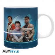 ABYMUG246 - STAR WARS - TAZZA 320ML - NEW RESISTANCE