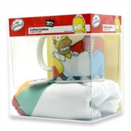 ABYPCK006L - SIMPSONS - GIFT BOX - T-SHIRT ITCHY E SCRATCHY L + TAZZA + SPILLA