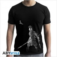ABYTEX524 - ASSASSIN'S CREED - T-SHIRT CREST ALEXIOS S