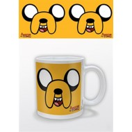 ADVENTURE TIME - TAZZA - JAKE