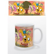 ADVENTURE TIME - TAZZA - RAINICORN & FRIENDS
