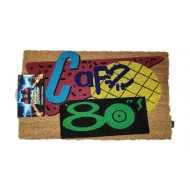 BACK TO THE FUTURE - DOORMAT - 80'S CAFE