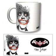 BATMAN30 - TAZZA JOKER BY JOCK