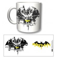 BATMAN31 - TAZZA BATMAN DEFENDER OF GOTHAM