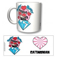 BATMAN33 - TAZZA CATWOMAN PRETTY