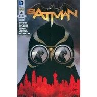 BATMAN THE NEW 52 (LION) 4