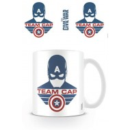CIVIL WAR - TAZZA - TEAM CAP