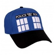 DOCTOR WHO - BC001 - ADJUSTABLE CAP TARDIS