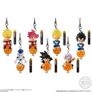 DRAGON BALL Z - SHOKUGAN STRAP QD MASCOT V.1 - DISPLAY SET 10 PZ