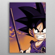 FANART - DRAGON BALL - 477805M - KID GOKU