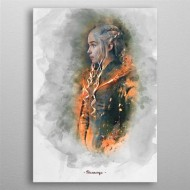 FANART - GAME OF THRONES - 173631M - DAENERYS TARGARYEN