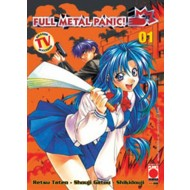 FULL METAL PANIC RISTAMPA 1
