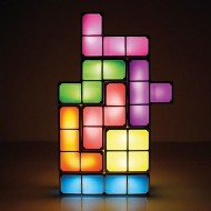 GIFPAL009 - TETRIS - INTERLOCKING LIGHT 29CM