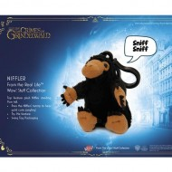 GIFWOW038 - HARRY POTTER - FANTASTIC BEASTS - PELUCHE NIFFLER 9CM