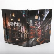 GIFWOW042 - HARRY POTTER - 3D NOTEBOOK - DIAGON ALLEY