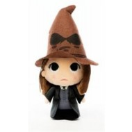 HARRY POTTER - FUNKO SUPERCUTE PLUSH - HERMIONE W/ SORTING HAT 10CM