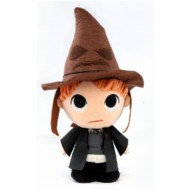 HARRY POTTER - FUNKO SUPERCUTE PLUSH - RON W/ SORTING HAT 10CM