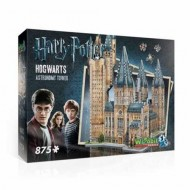 HARRY POTTER - WREBBIT 3D PUZZLES - HOGWARTS ASTRONOMY TOWER
