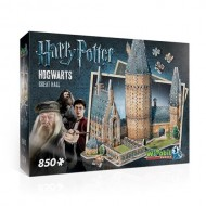HARRY POTTER - WREBBIT 3D PUZZLES - HOGWARTS GREAT HALL