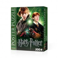 HARRY POTTER - WREBBIT POSTER PUZZLES - RON WEASLEY