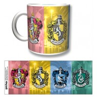 HP07 - TAZZA HARRY POTTER HOUSES