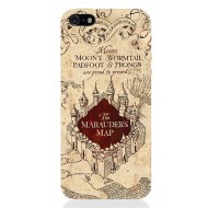 HP37 - COVER IPHONE 5 HARRY POTTER MARAUDERS MAP