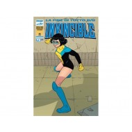 INVINCIBLE 73 - COVER VARIANT WALKER