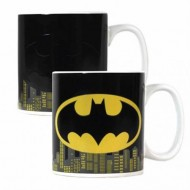 LMUGBM01 - BATMAN - MUG HEAT CHANGING (400ML) - BATMAN