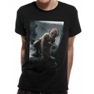 LORD OF THE RINGS - T-SHIRT - GOLLUM - XXL