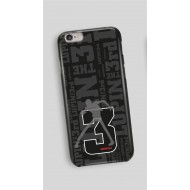 LUPIN21 - COVER I-PHONE X SILHOUETTE BLACK