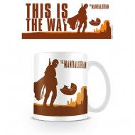 MG25847 - STAR WARS: THE MANDALORIAN: TAZZA 315ML - THIS IS THE WAY