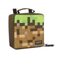 MINECRAFT - LUNCHBOX - MINI BLOCK (LUNCH BOX) ONE SIZE