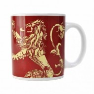 MUGBGT02 - GAME OF THRONES - MUG BOXED (350ML) - GAME OF THRONES (LANISTER)
