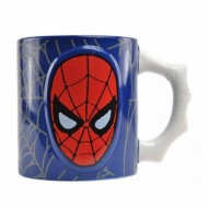 MUGBMV12 - SPIDER-MAN - MUG (EMBOSSED) (BOXED) - MARVEL (SPIDER-MAN)