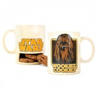 MUGCSW01 - STAR WARS - MUG COOKIE  - STAR WARS (WOOKIE COOKIES)