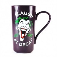 MUGLBM02 - BATMAN - MUG LATTE - JOKER (LAUGHTER)