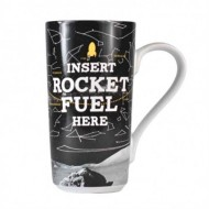 MUGLNA01 - NASA - MUG LATTE - ROCKET FUEL NASA