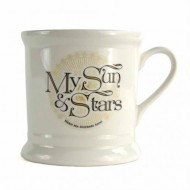 MUGVGT02 - GAME OF THRONES - MUG VINTAGE - GAME OF THRONES (MY SUN AND STARS)