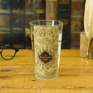 PP3912HP - HARRY POTTER - BICCHIERE MARAUDERS MAP 400ML